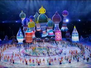 что говорят западные СМИ об Открытие Олимпиады в Сочи