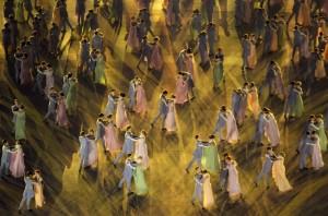 иностранные СМИ о церемонии открытия Олимпиады в Сочи
